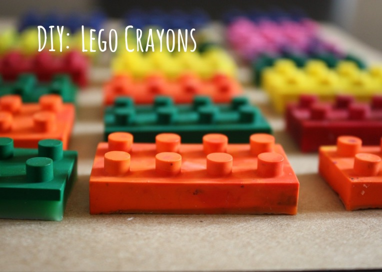 DIY Lego Crayons
