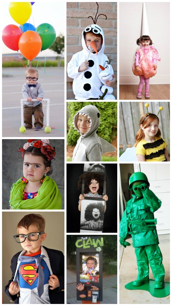 DIY Kids Costume Roundup