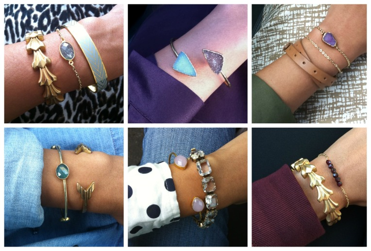 6 Days of Arm Candy